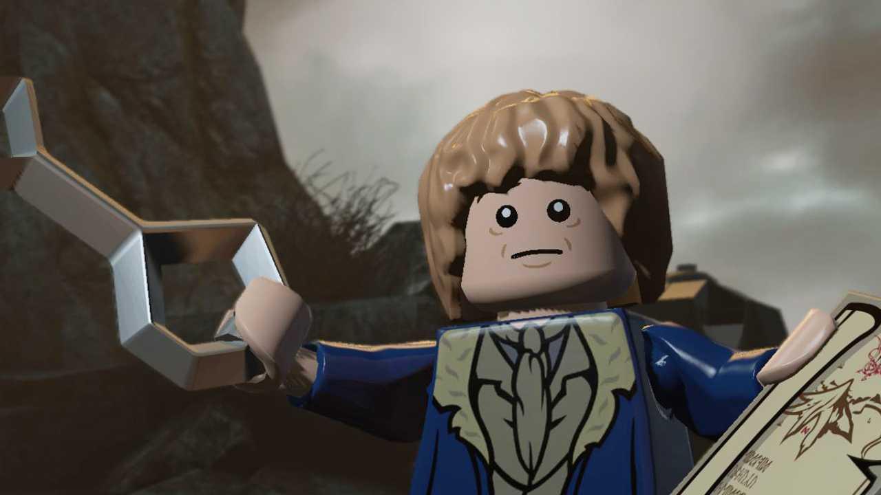 LEGO The Hobbit со скидкой 75% в стим