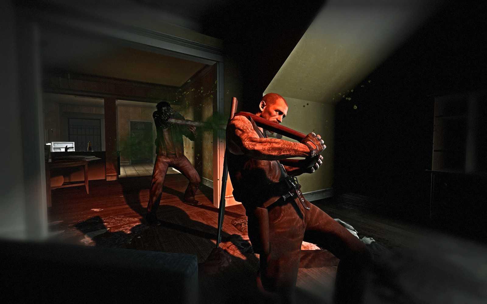 Распродажа всех паков Left 4 Dead в Steam