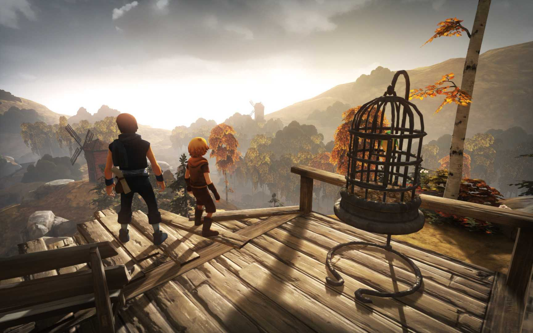 Распродажа игры Brothers - A Tale of Two Sons