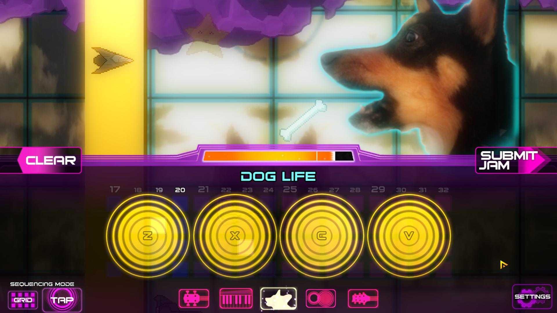 Cosmic DJ продается в Steam со скидкой 86%