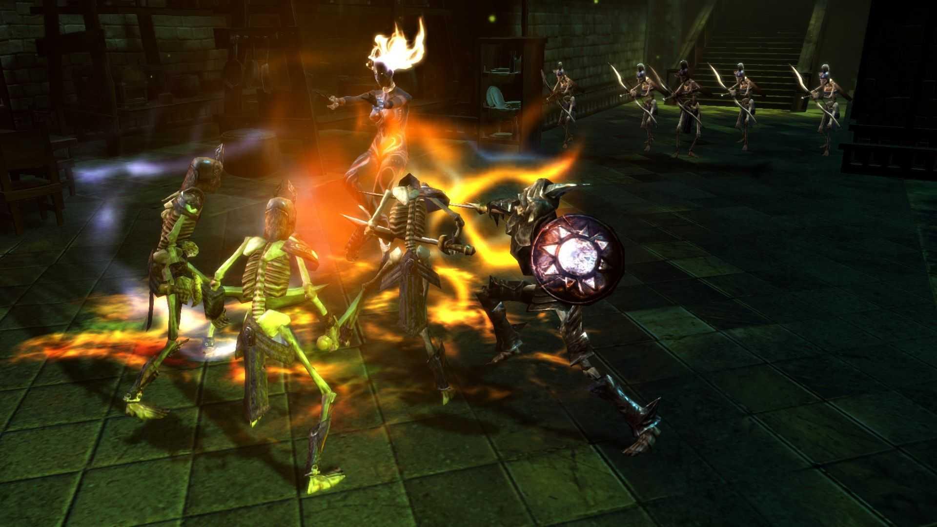 Все версии Dungeon Siege продаются со скидкой 75%