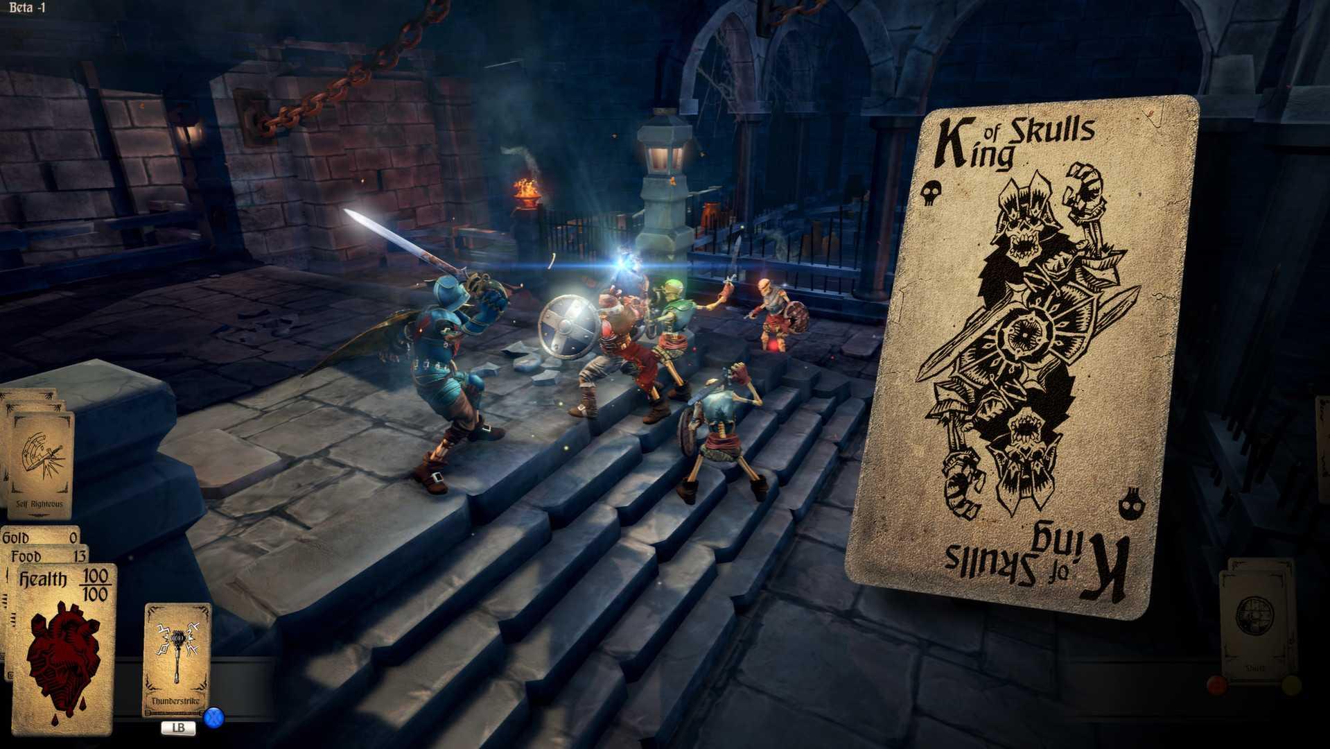 Hand of Fate со скидкой 50% в магазине Steam