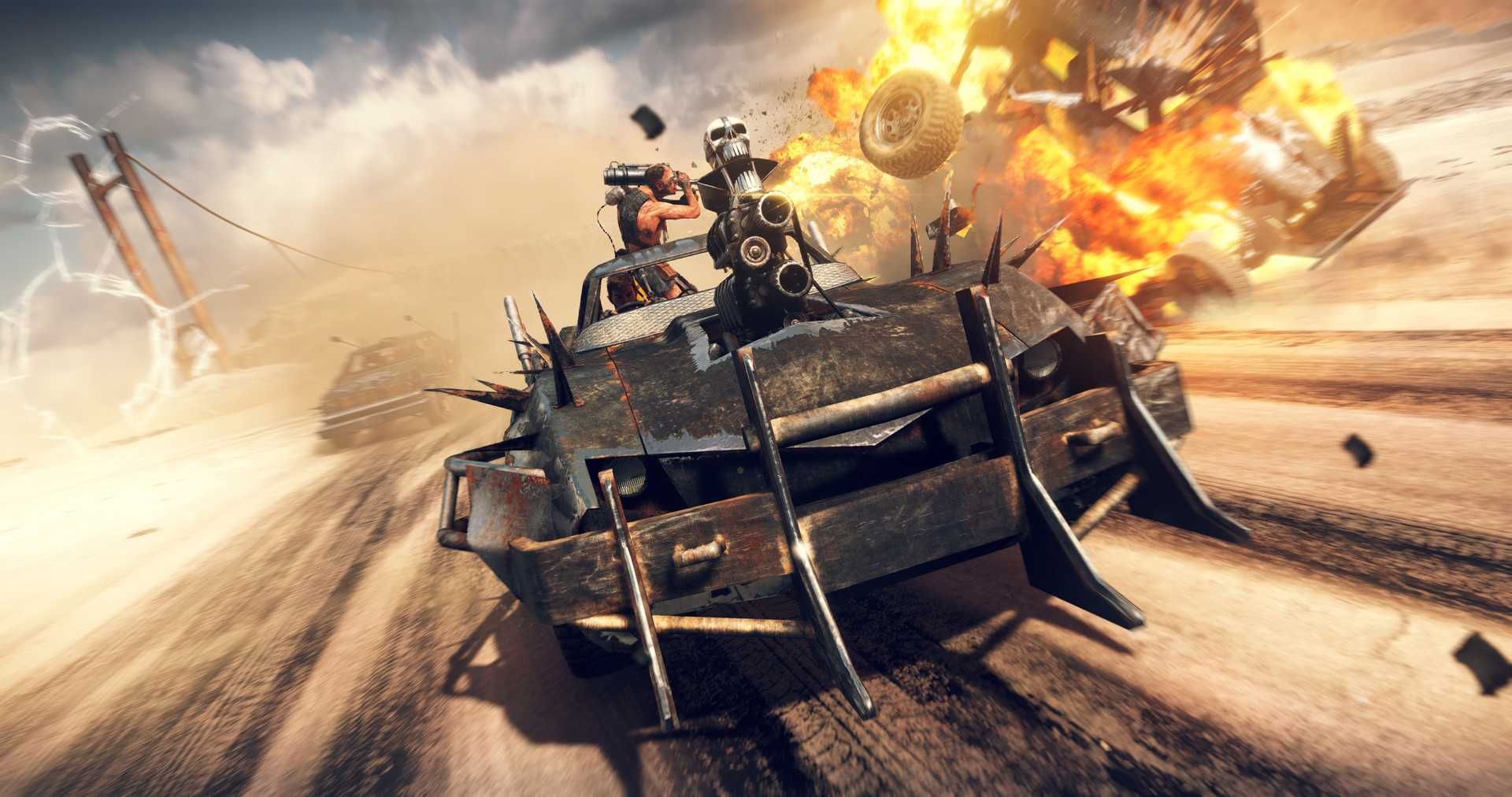 Акция в Mad Max