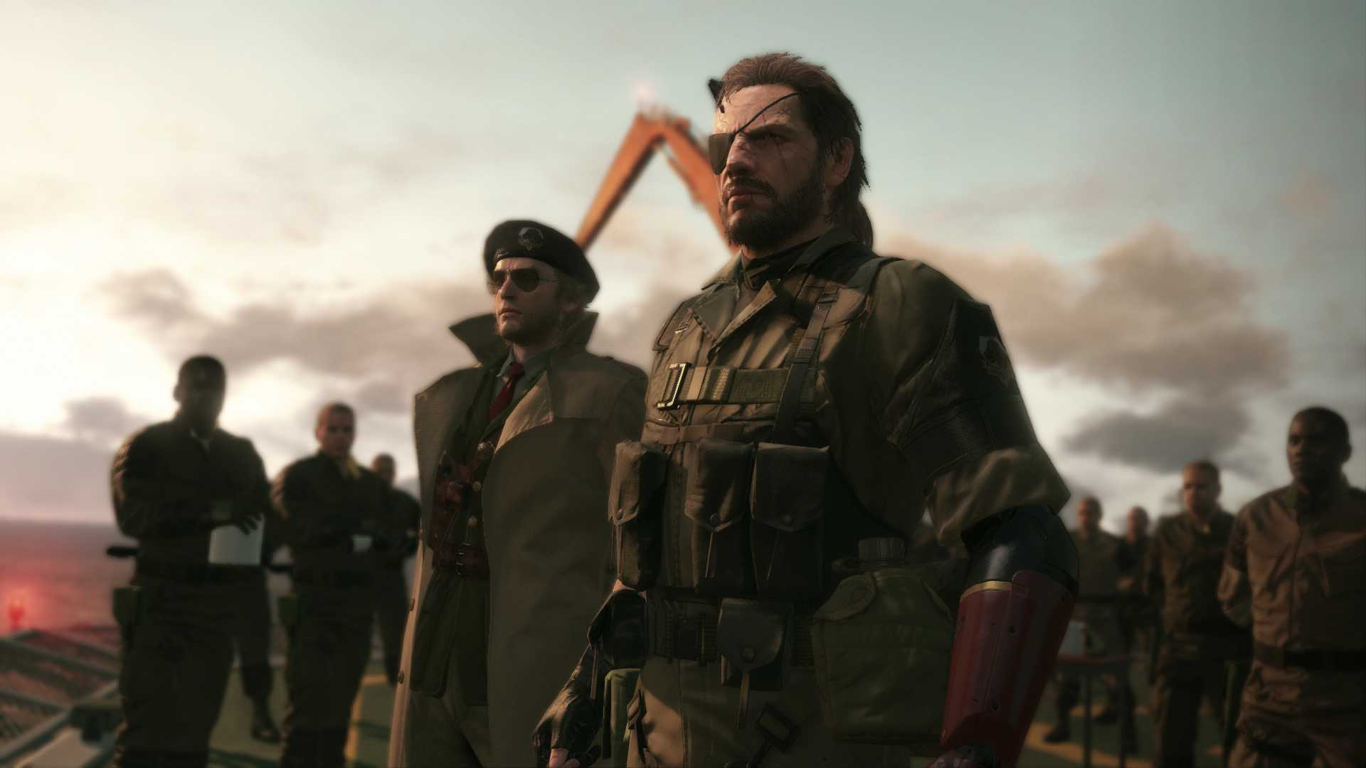Предзаказ Metal Gear Solid V: The Phanton Pain со скидкой
