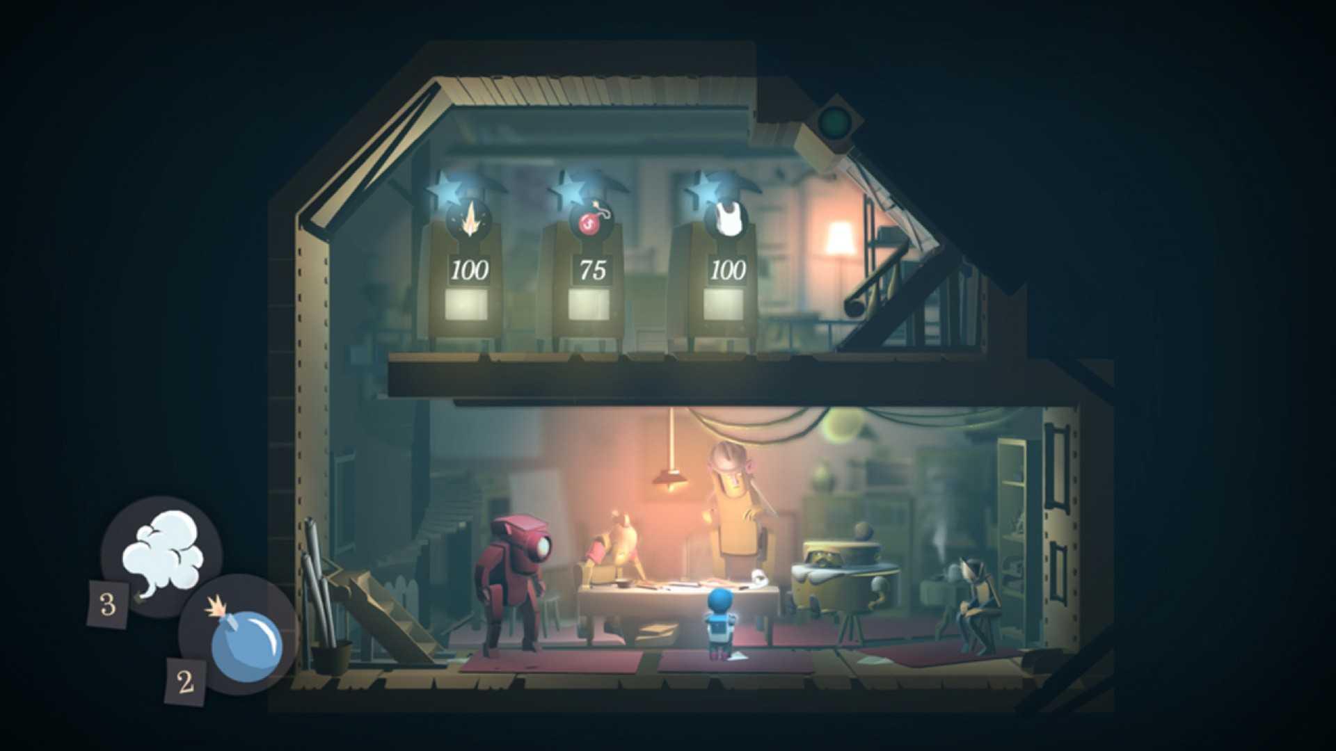 Раздача игры Pid от сайта Eurogamer через сервис woobox