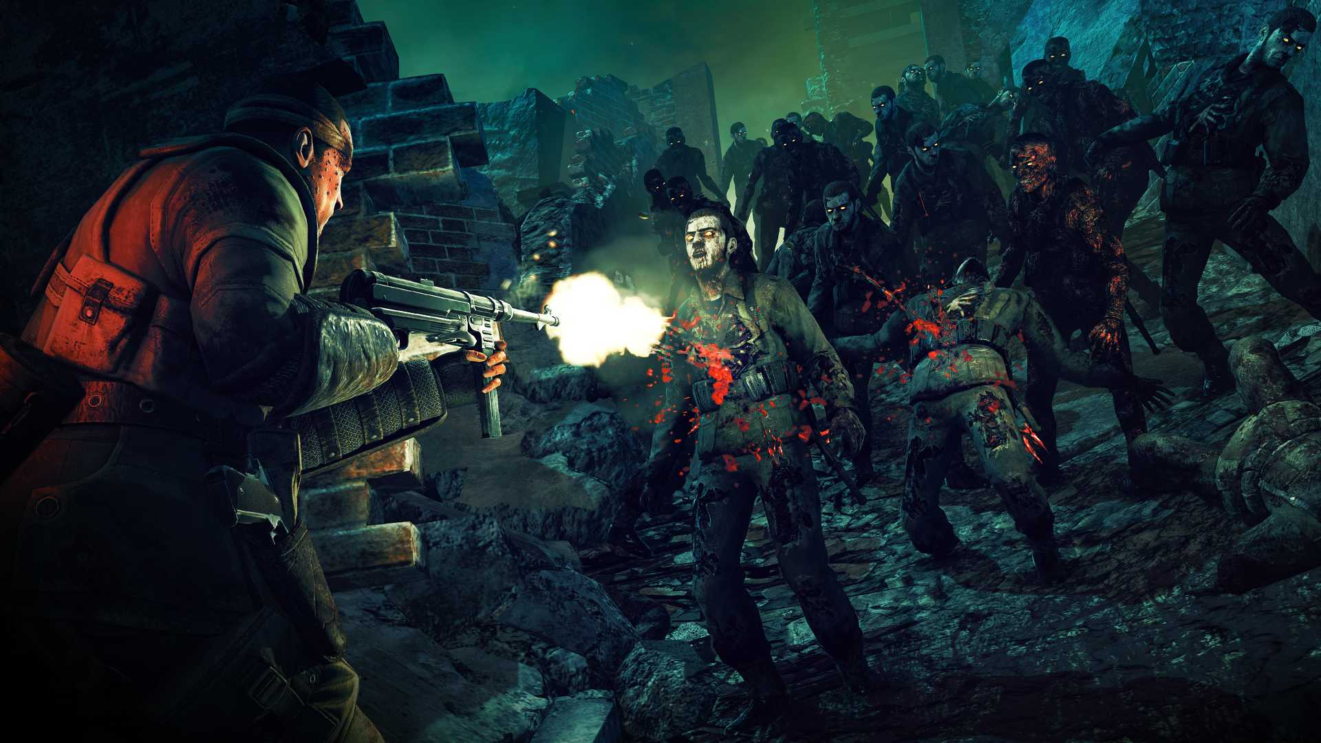 Распродажа игры Zombie Army Trilogy