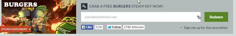 Burgers бесплатно раздается в Steam от IndieGala
