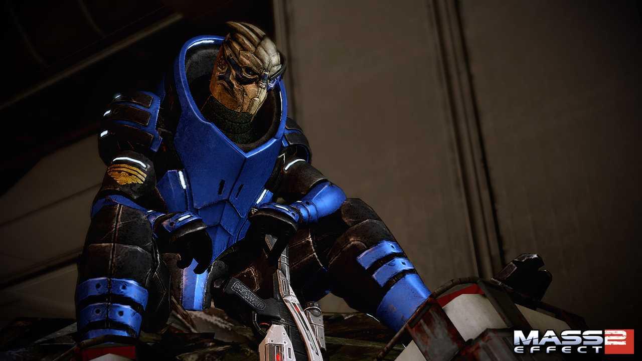 Mass Effect 2 со скидкой в Steam 75%