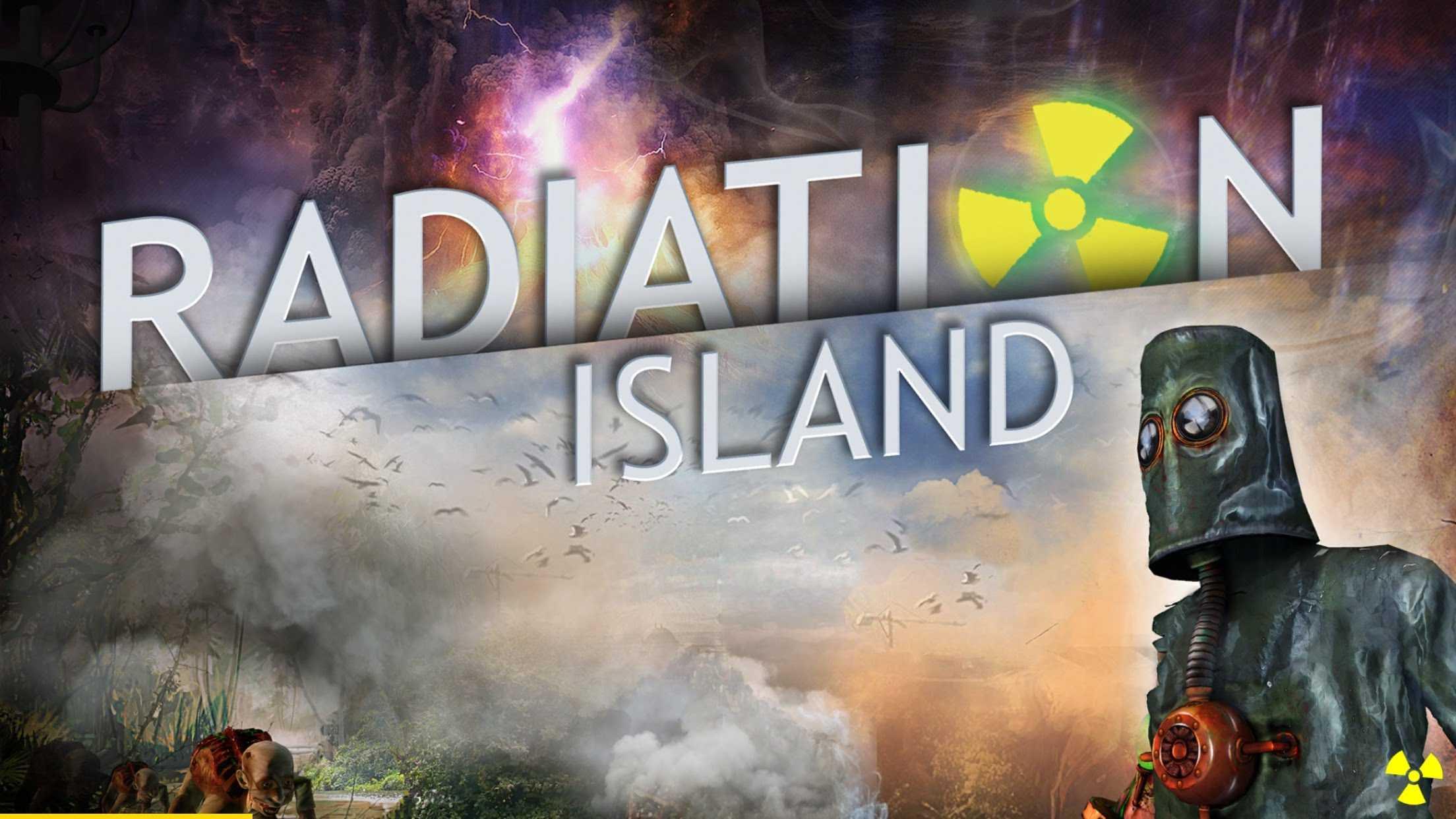 Radiation Island бесплатная игра на iOS