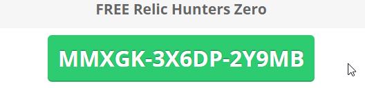 Relic Hunters Zero в подарок в Steam