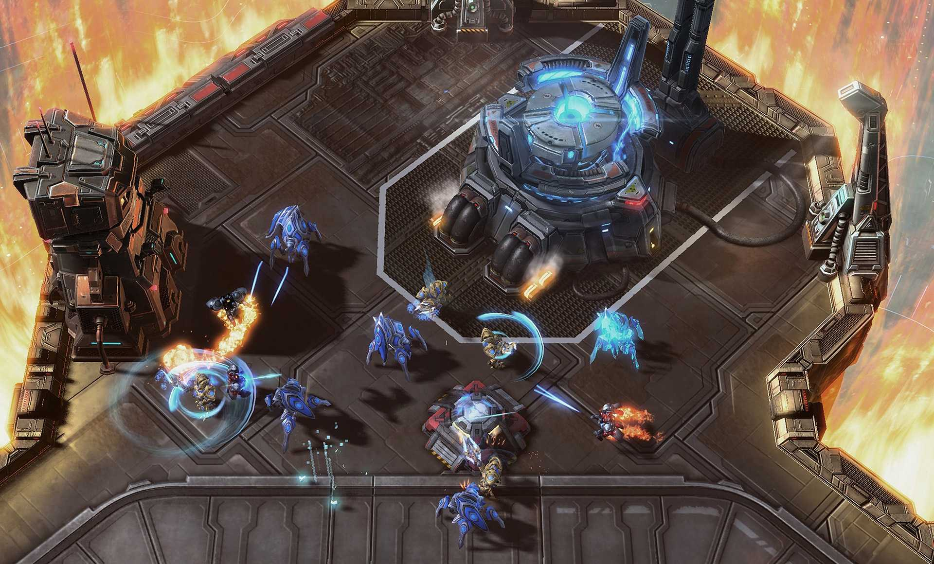 Starcraft 2 Legacy of the Void Co-op Missions по-русски