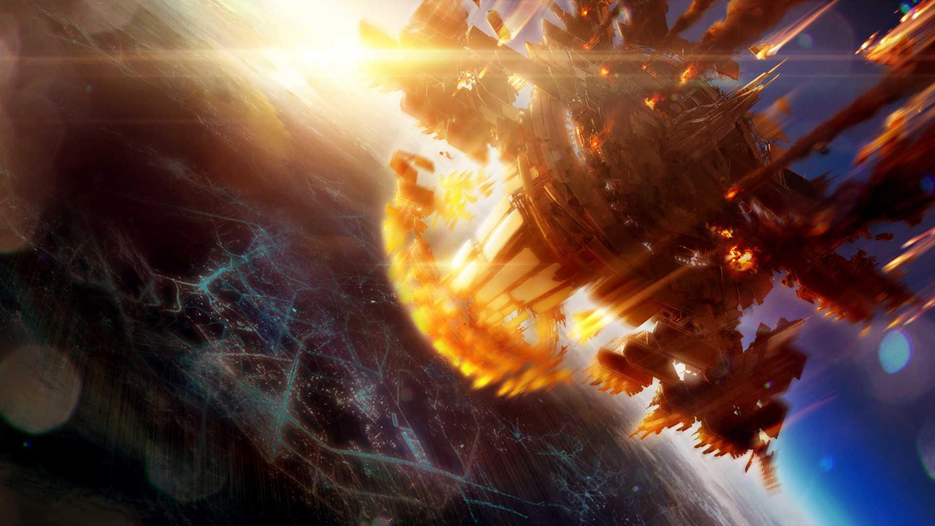 Вступительный ролик из StarCraft 2: Legacy of the Void