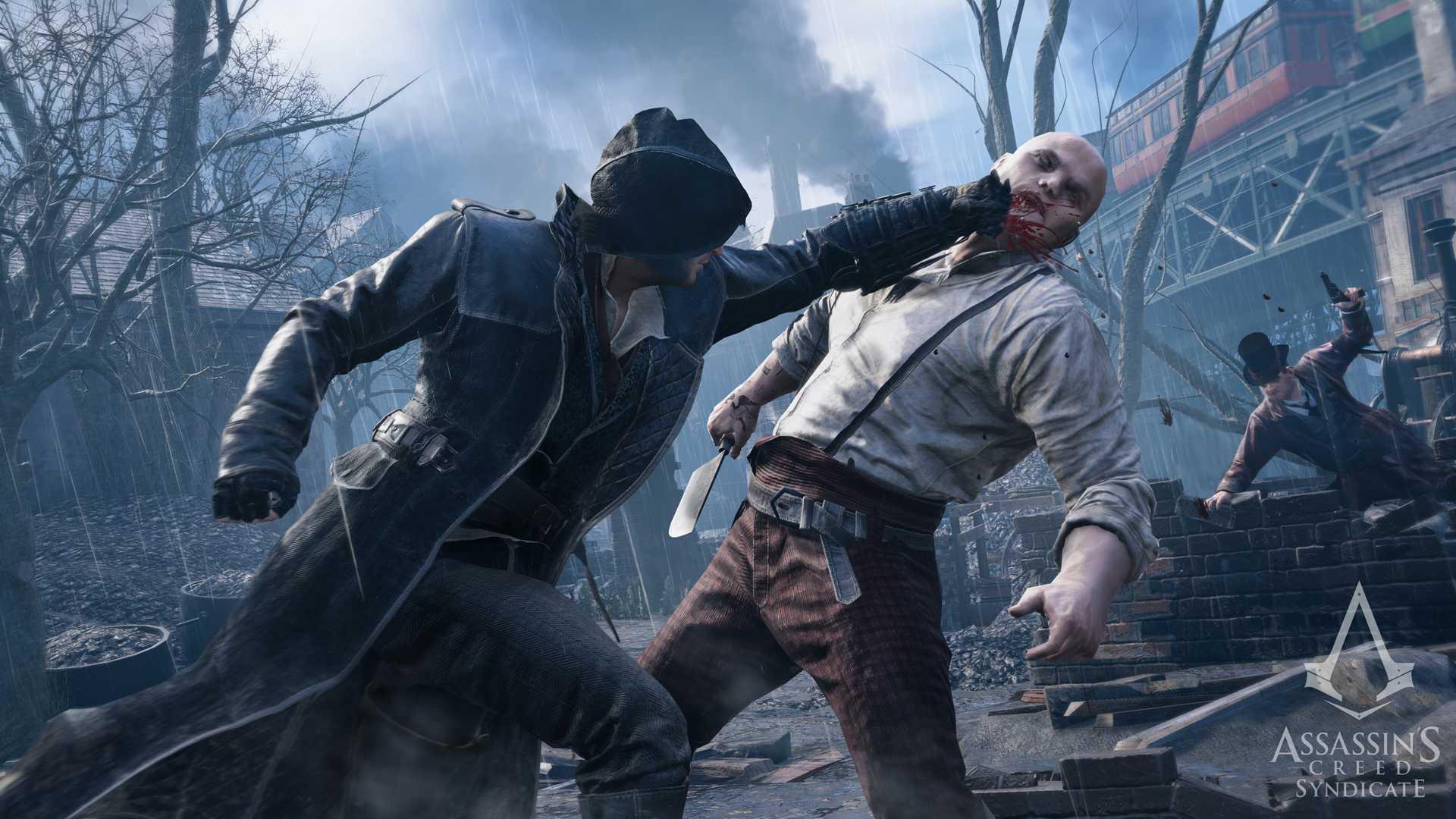 Купить Assassin's Creed Syndicate со скидкой
