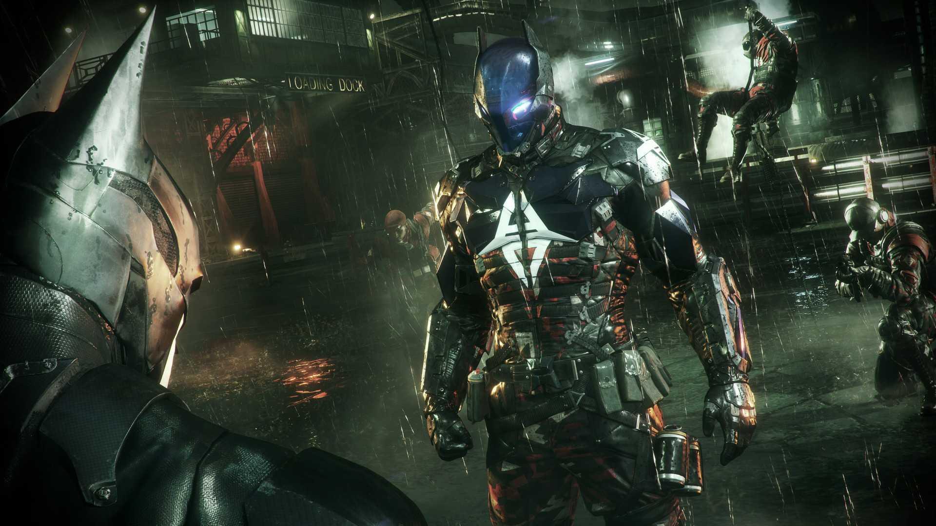 Акция в Batman™: Arkham Knight