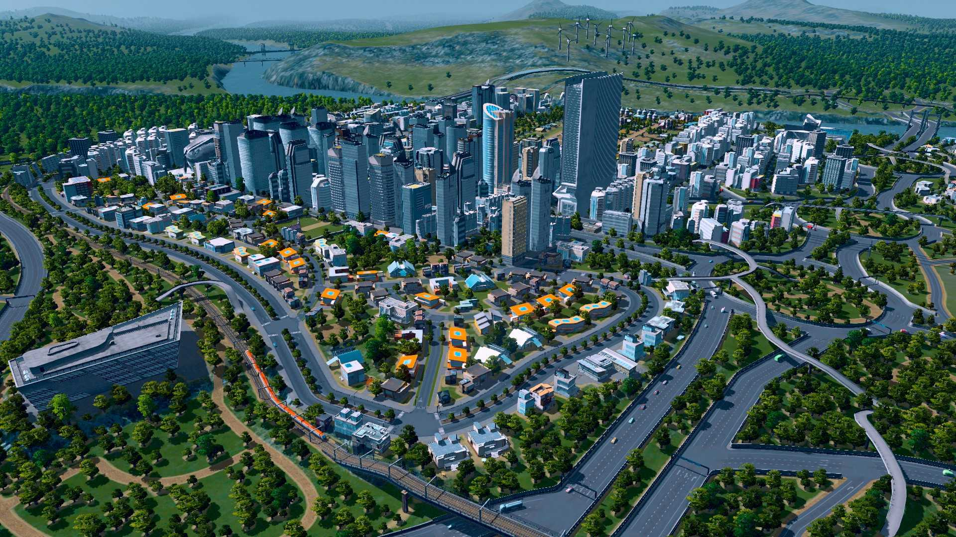 Акция в Cities: Skylines