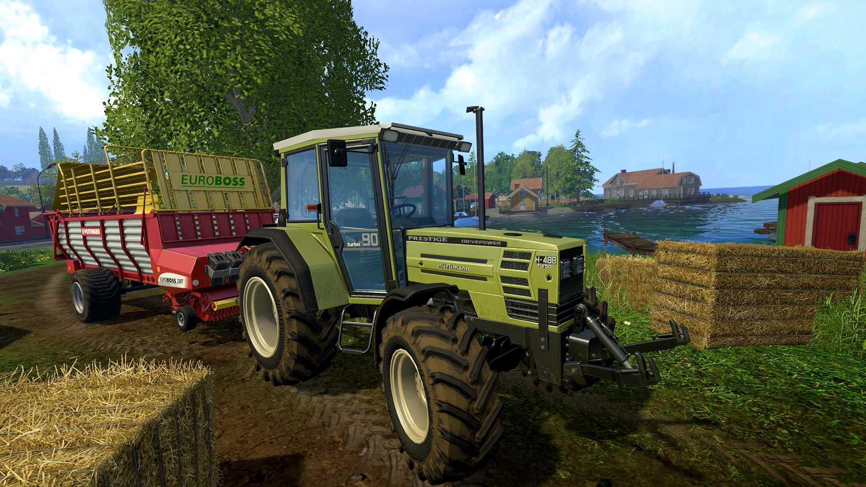 Farming Simulator 15 со скидкой в Стиме 50%