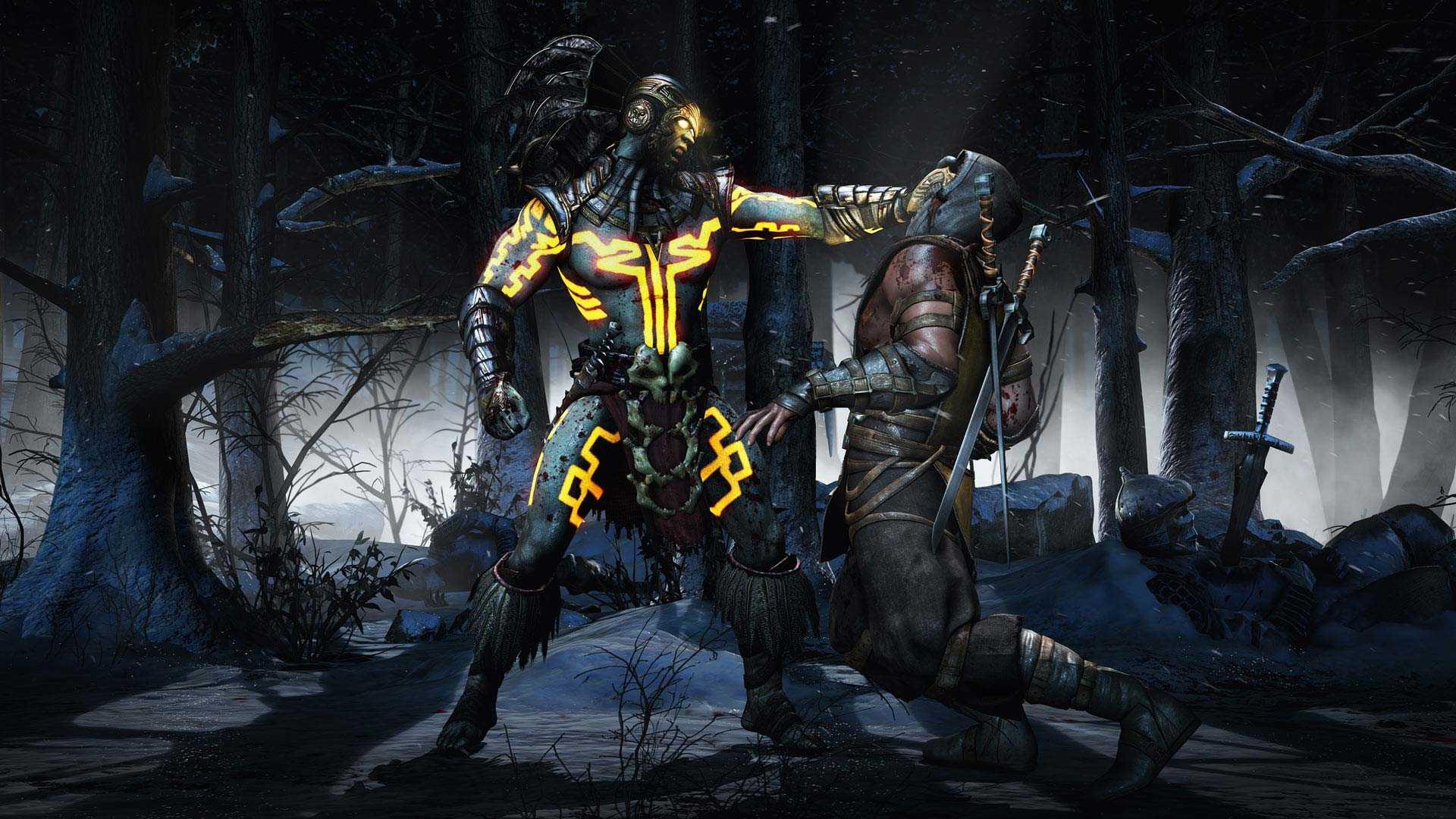 Купить Mortal Kombat XL дешево