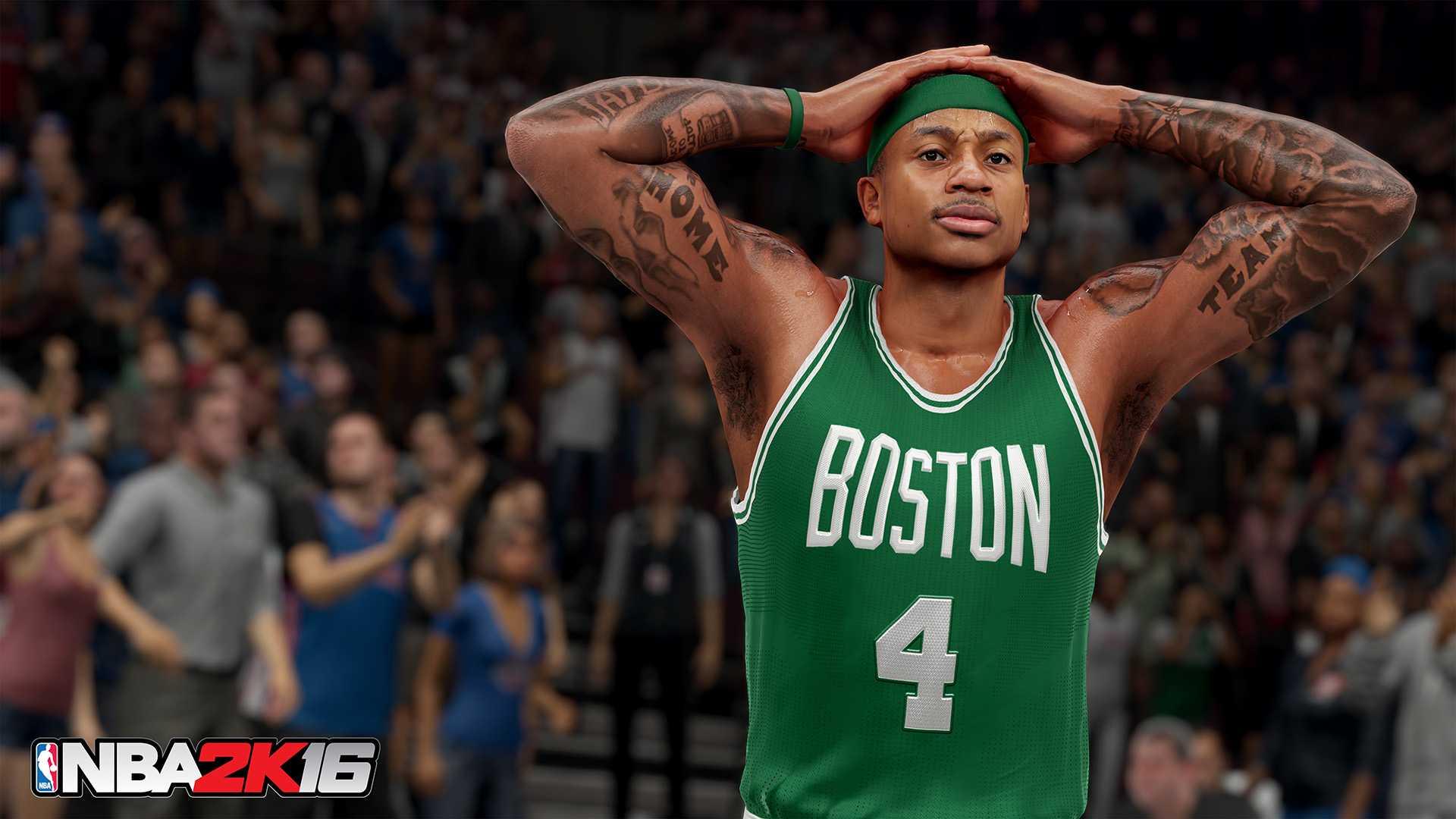 Акция в NBA 2K16