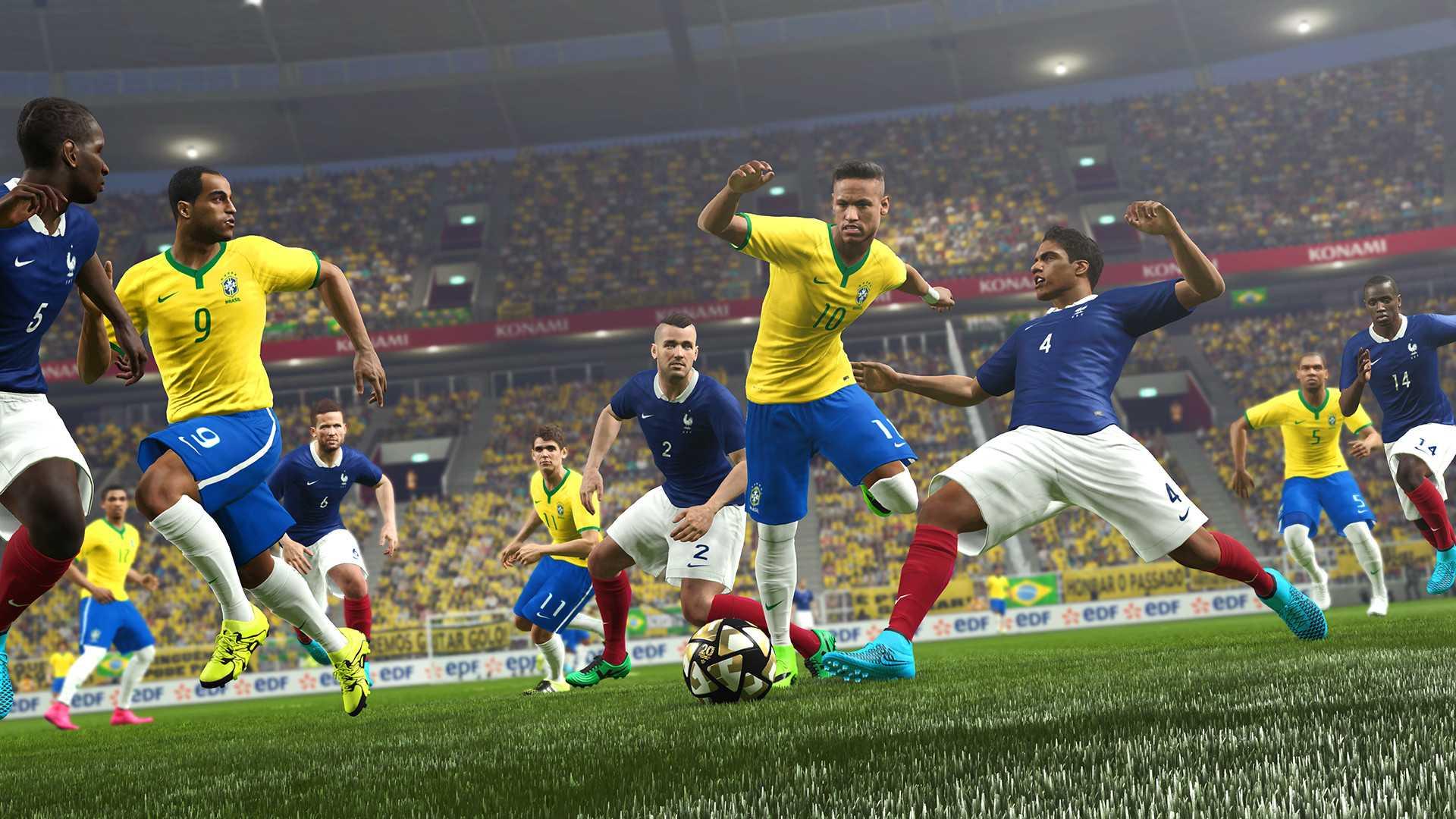 Распродажа игры Pro Evolution Soccer 2016