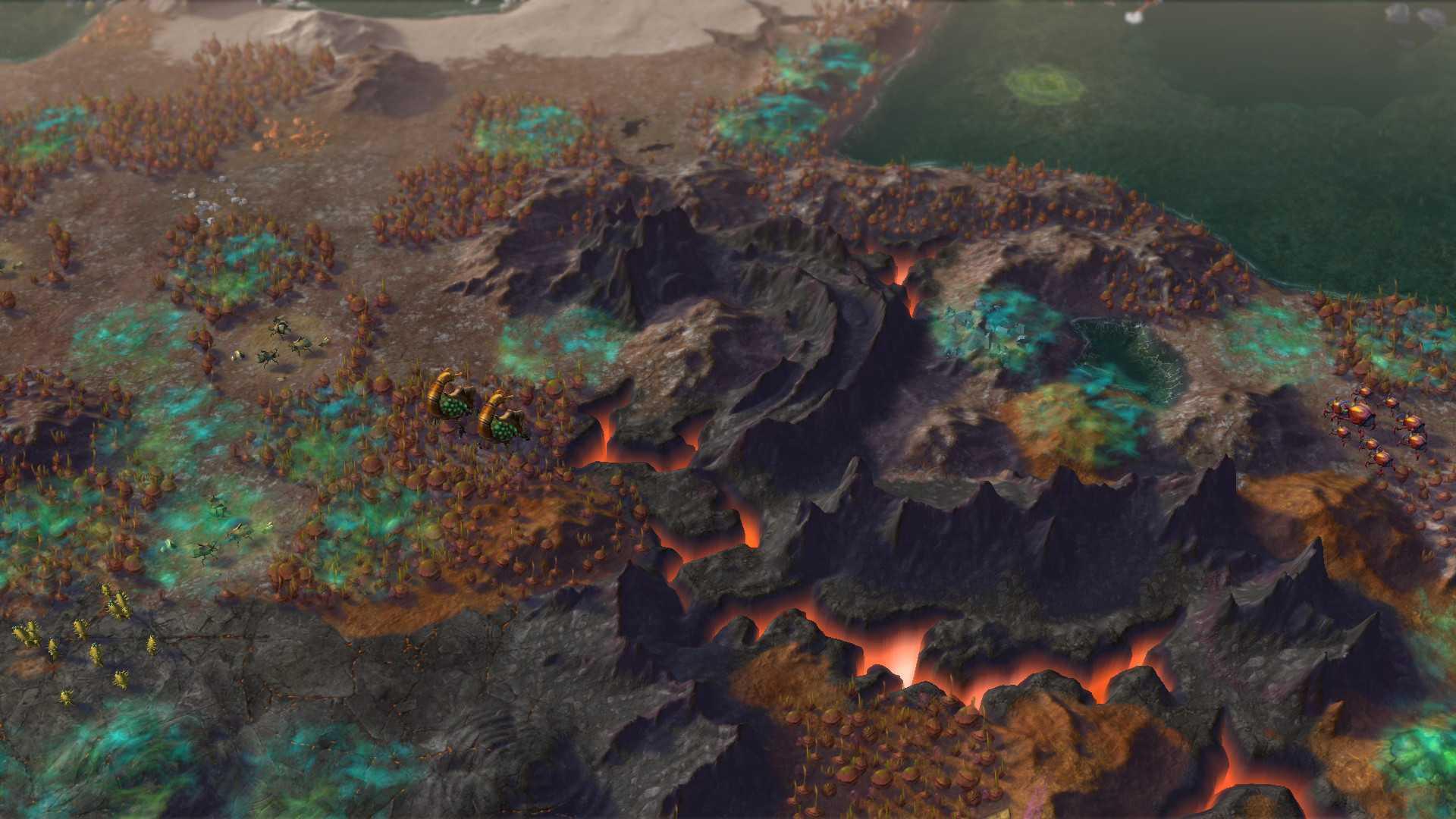 Распродажа игры Sid Meier\'s Civilization: Beyond Earth - Rising Tide