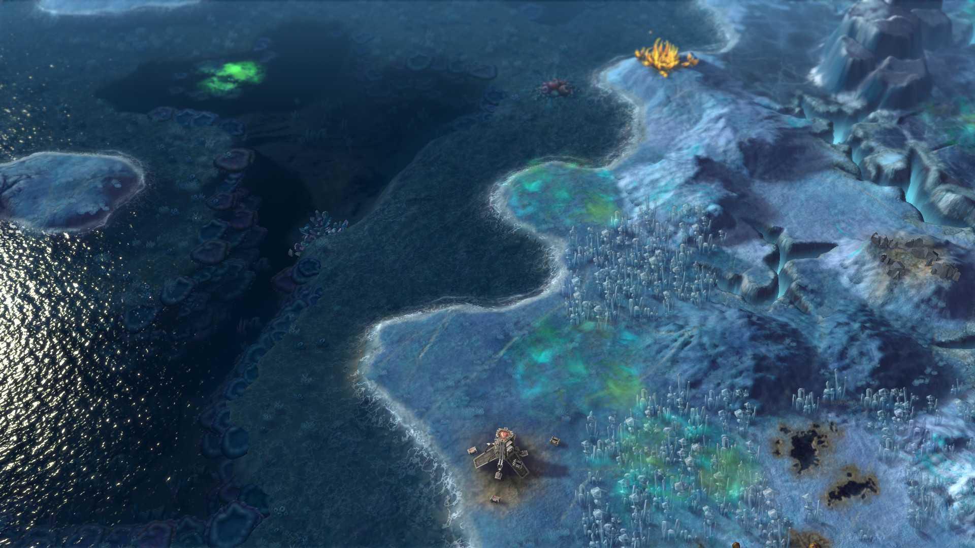 Акция в Sid Meier\'s Civilization: Beyond Earth - Rising Tide