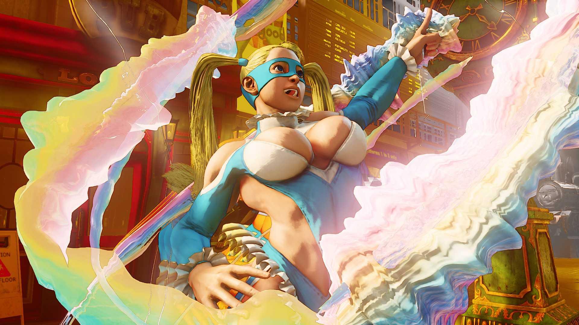 Скидки в Street Fighter V