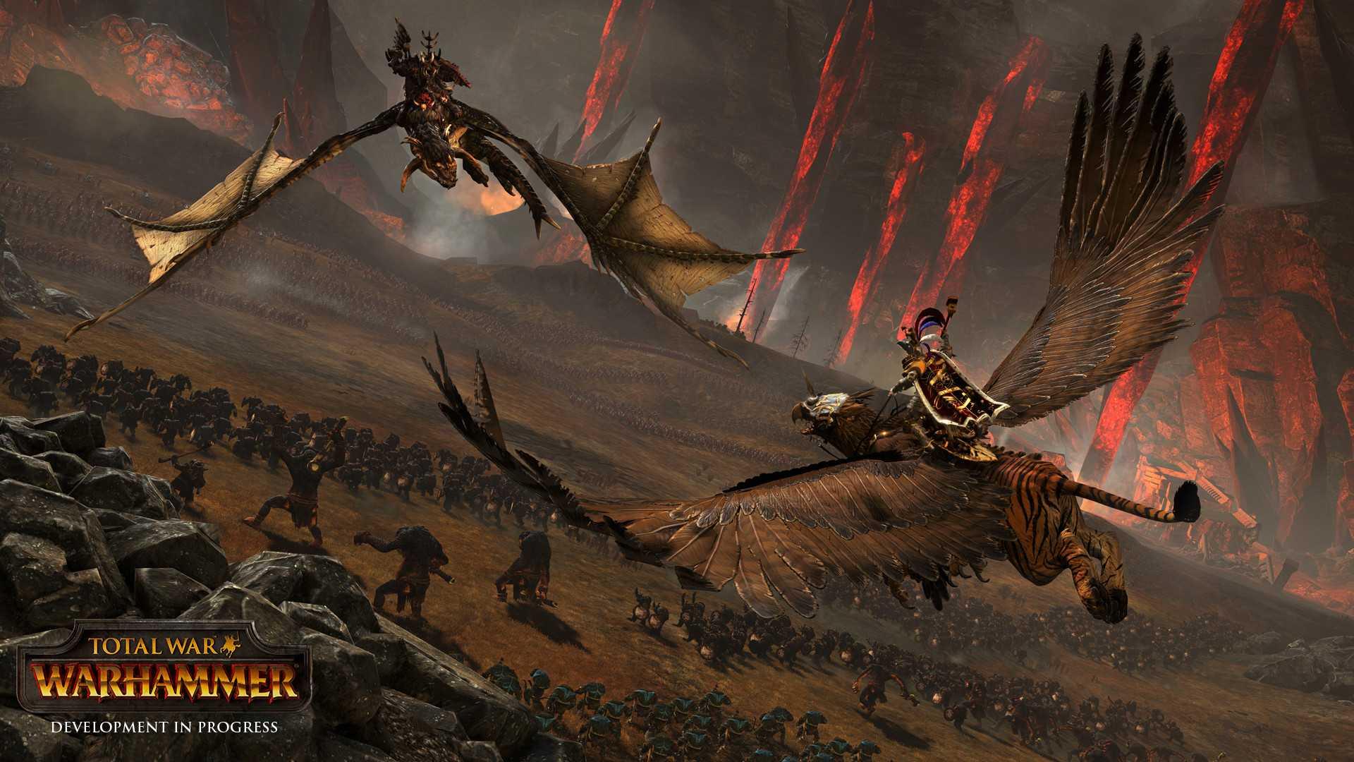 Купить Total War: Warhammer со скидкой