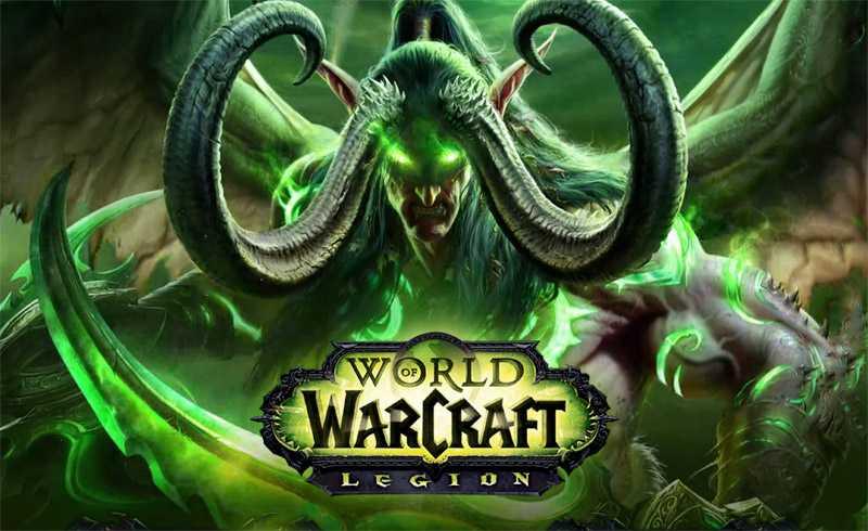 Купить World of Warcraft: Legion со скидкой
