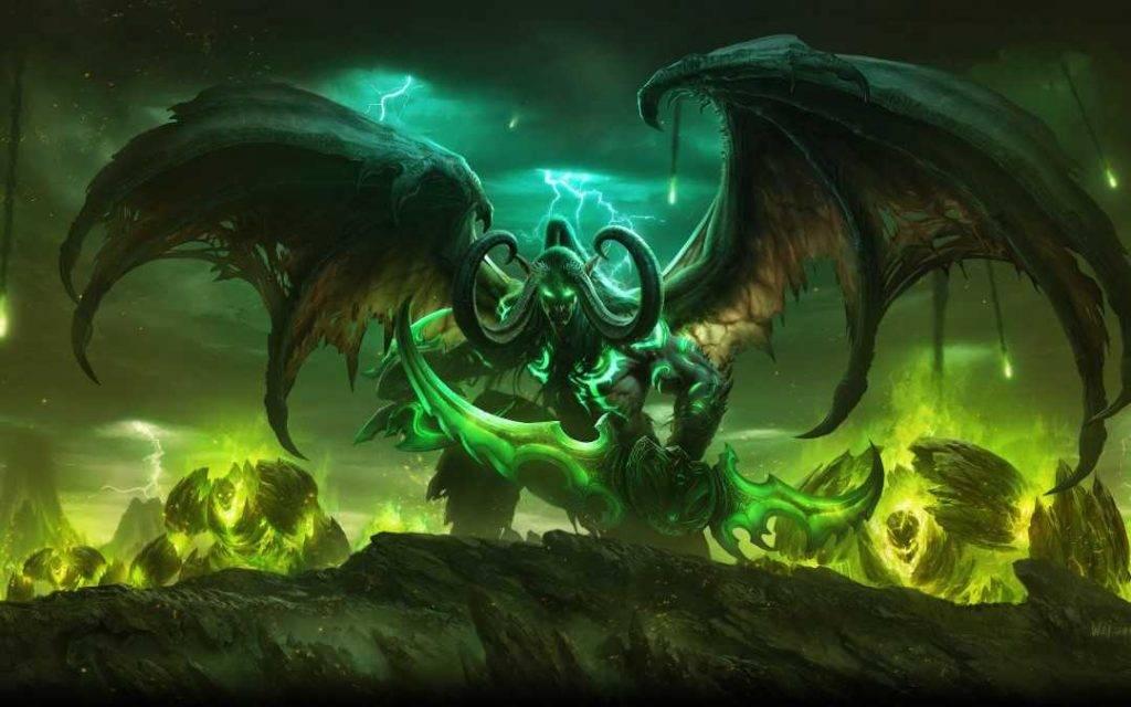 Купить со скидкой World of Warcraft. Legion