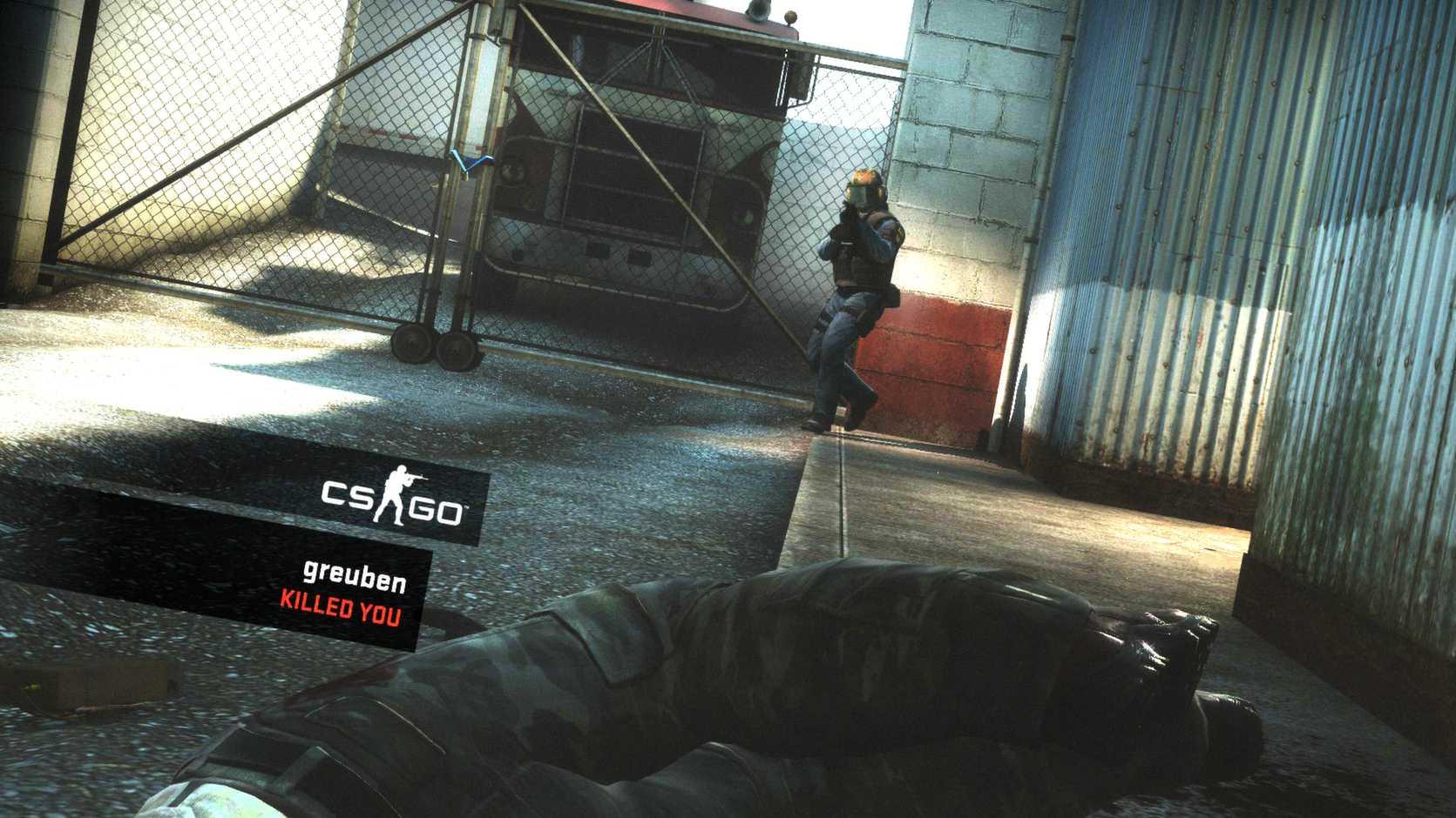 Купить легендарный сетевой шутер Counter-Strike: Global Offensive со скидкой