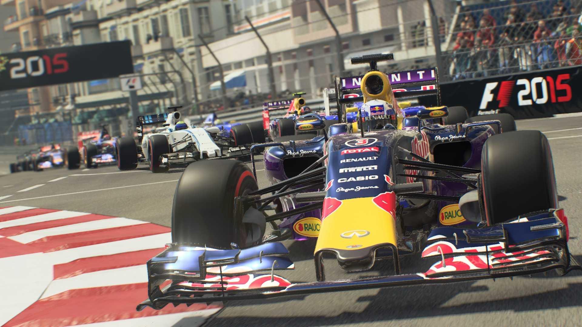 Акция в F1 2015