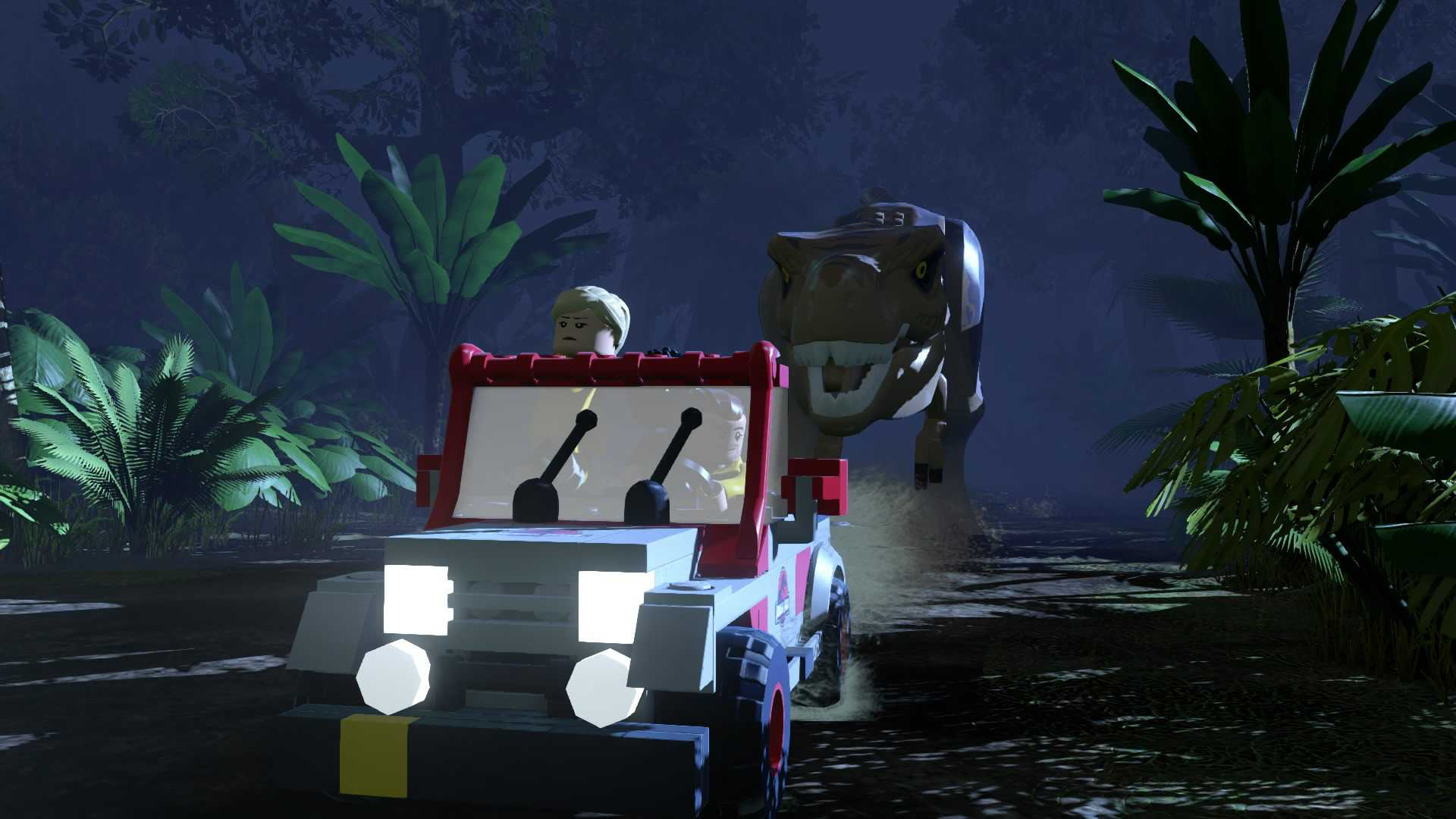 Акция в LEGO® Jurassic World