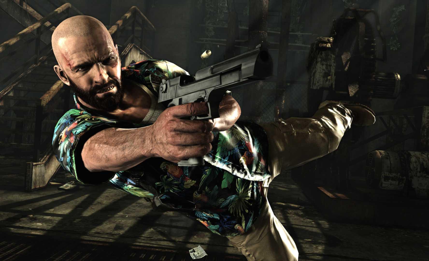 Акция в Max Payne 3