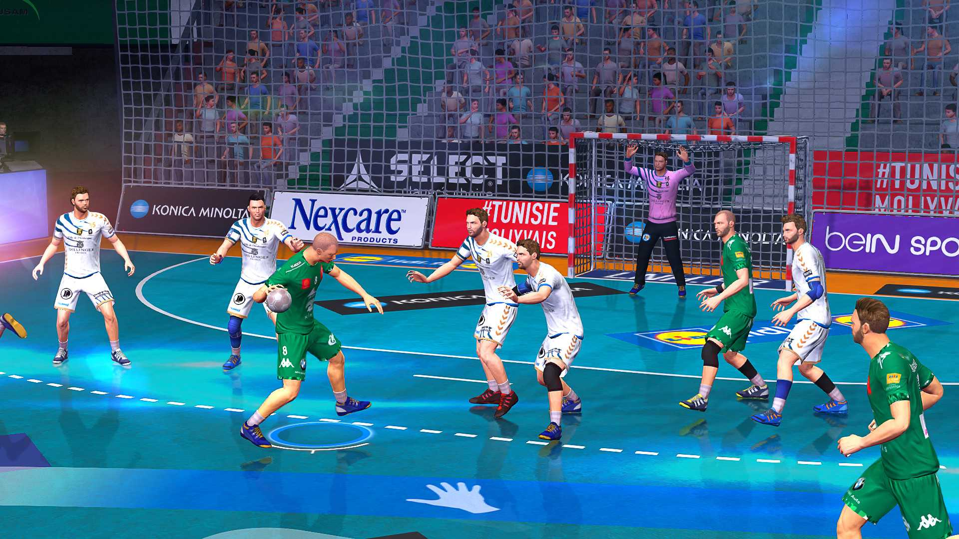 Скидки в Handball 16