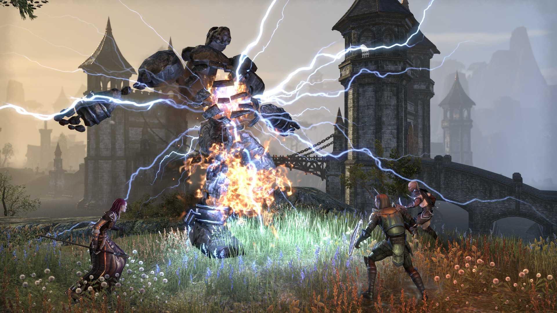 Купить The Elder Scrolls Online: Tamriel Unlimited со скидкой