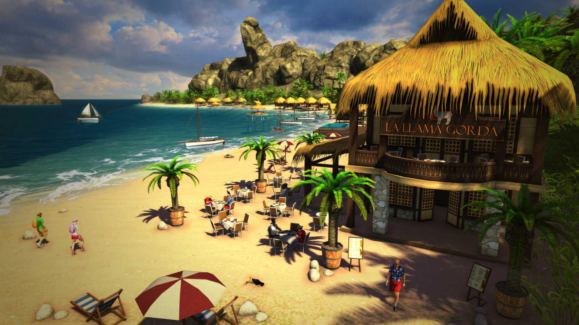 Акция в Tropico 5