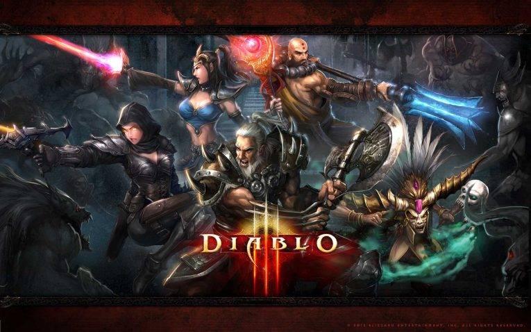 Поиск по запросу Diablo III