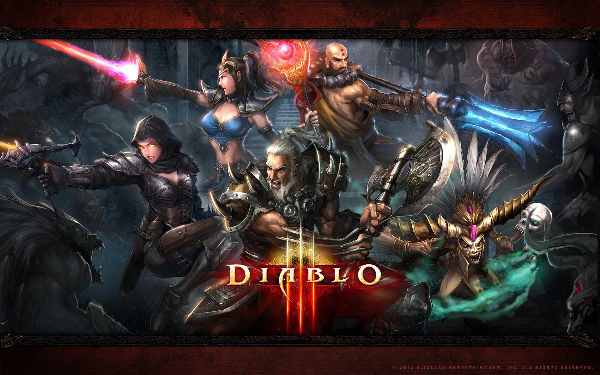 Дешево купить Diablo 3