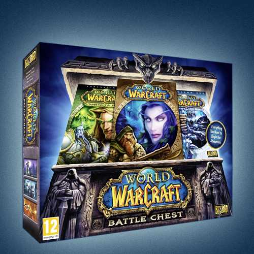 Купить дешево World of Warcraft Battle Chest