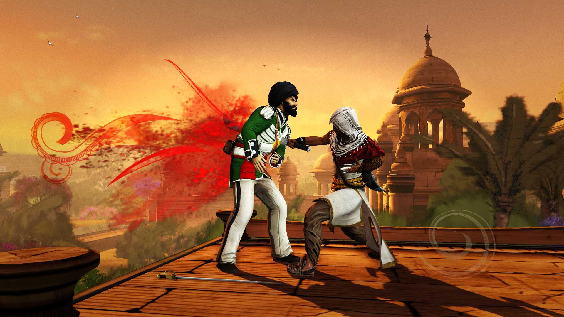 Assassin's Creed Chronicles: India со скидкой