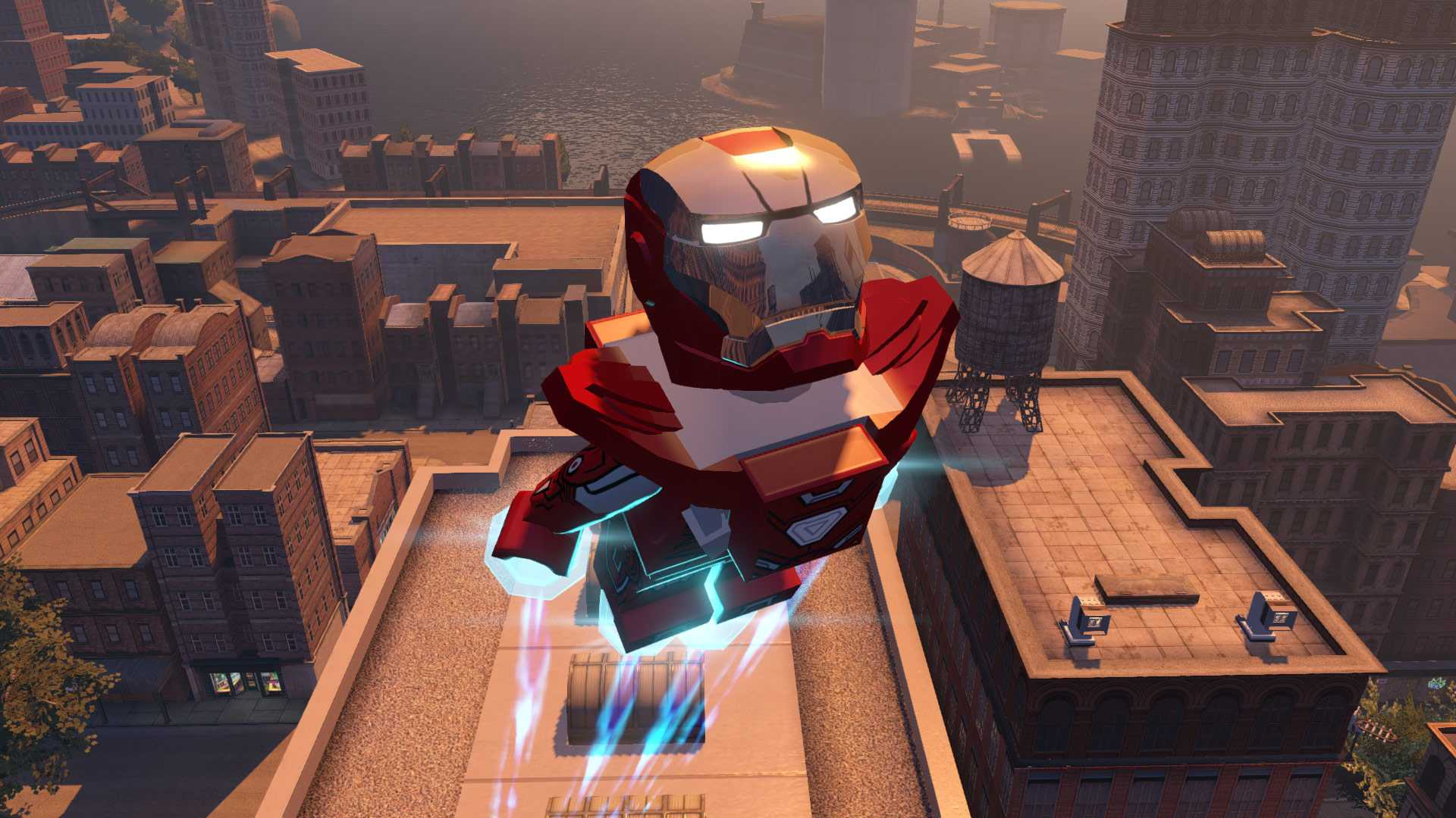 LEGO MARVEL's Avengers со скидкой