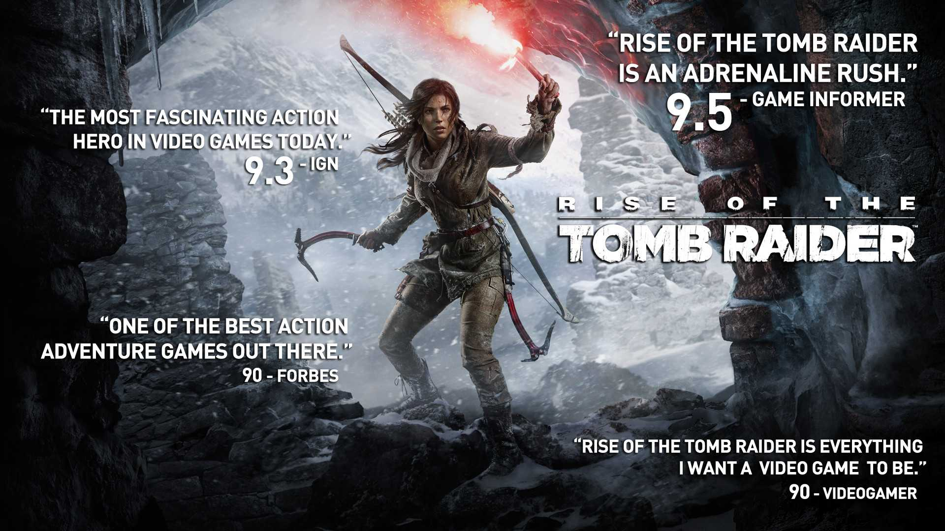 Акция в Rise of the Tomb Raider™