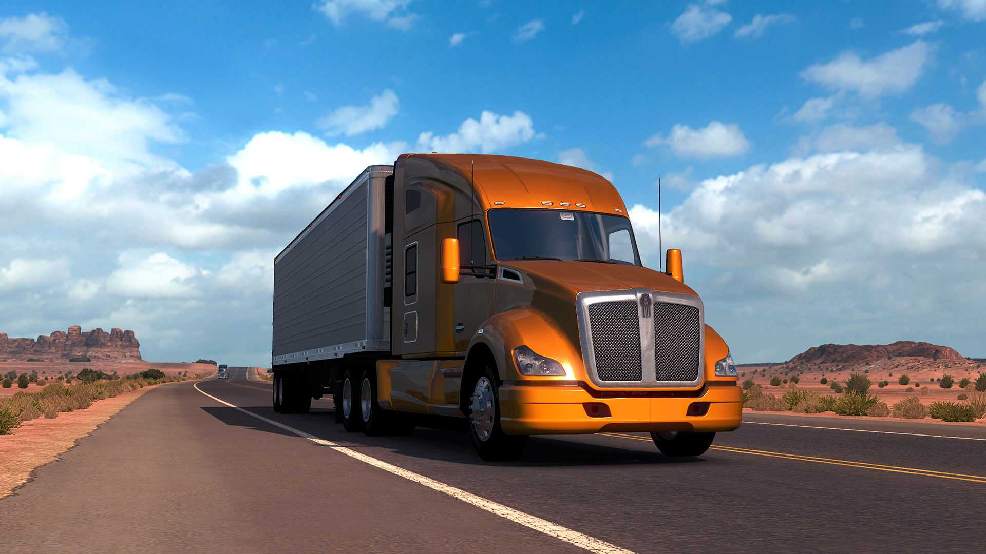 American Truck Simulator купить со скидкой