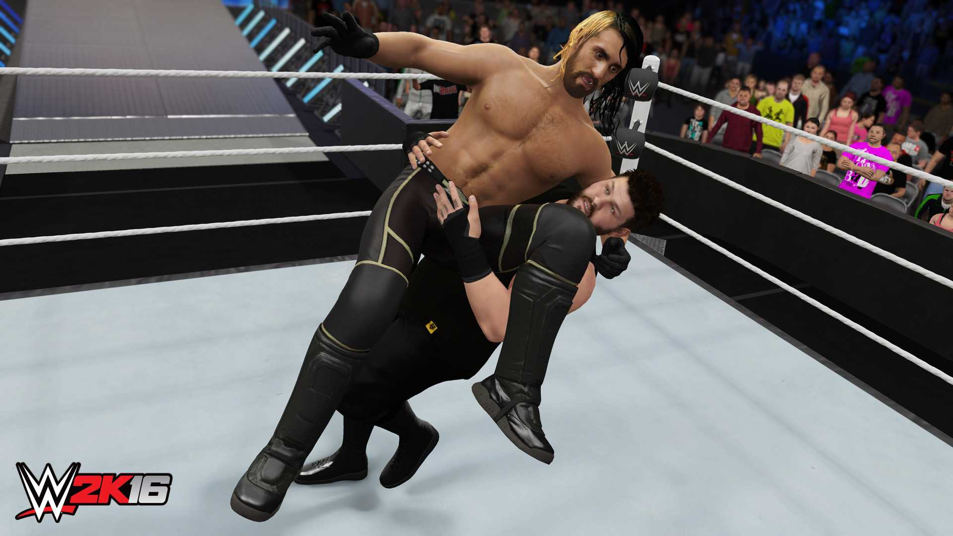 Скидки в WWE 2K16