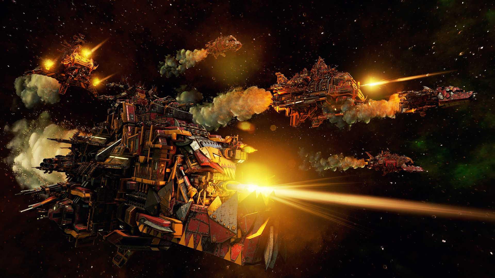 Распродажа игры Battlefleet Gothic: Armada