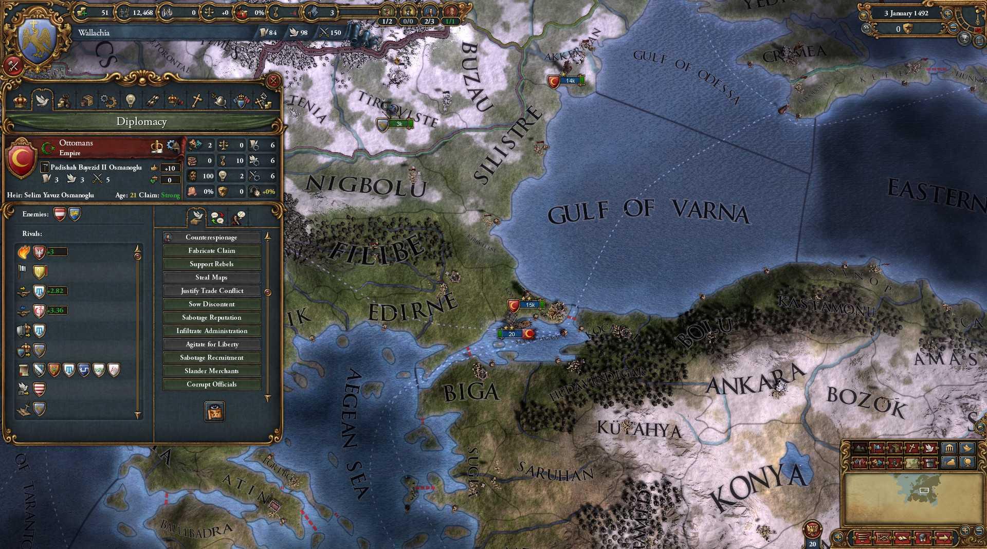 Скидка на Europa Universalis IV Mare Nostrum