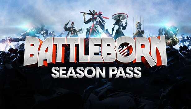 Дешево купить Battleborn: Season Pass