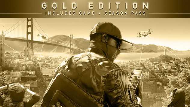 Купить со скидкой Watch Dogs 2 Gold Edition