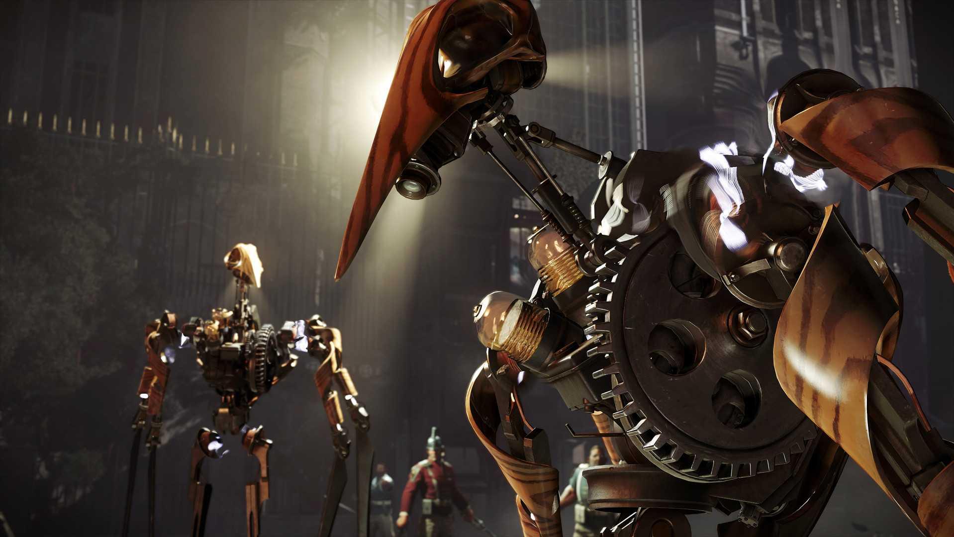 Скидки в Dishonored 2