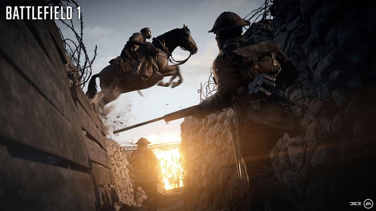 Поиск по запросу Battlefield 1